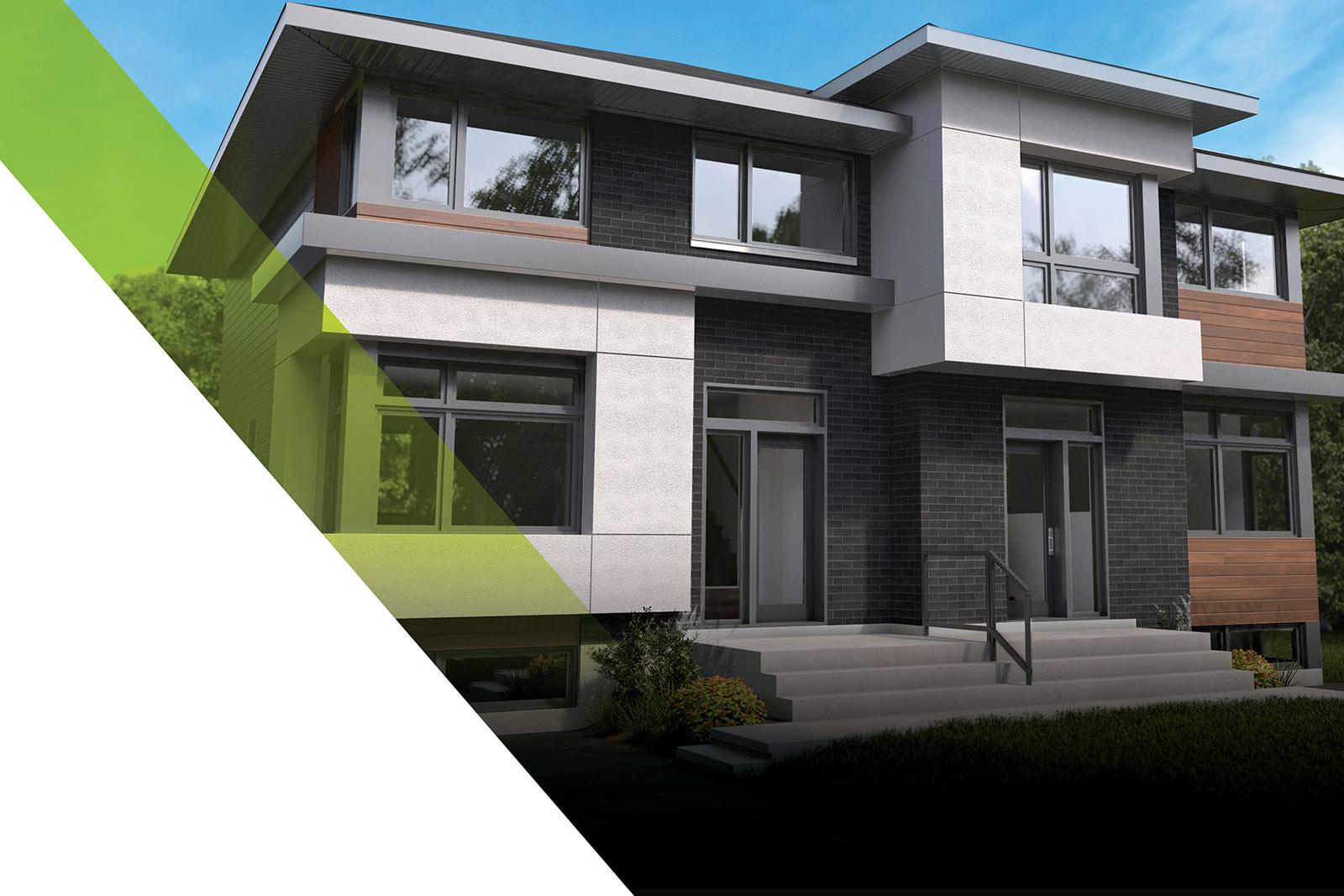 Votre maison neuve ou condo neuf sur la rive nord de for Achat maison neuve 53