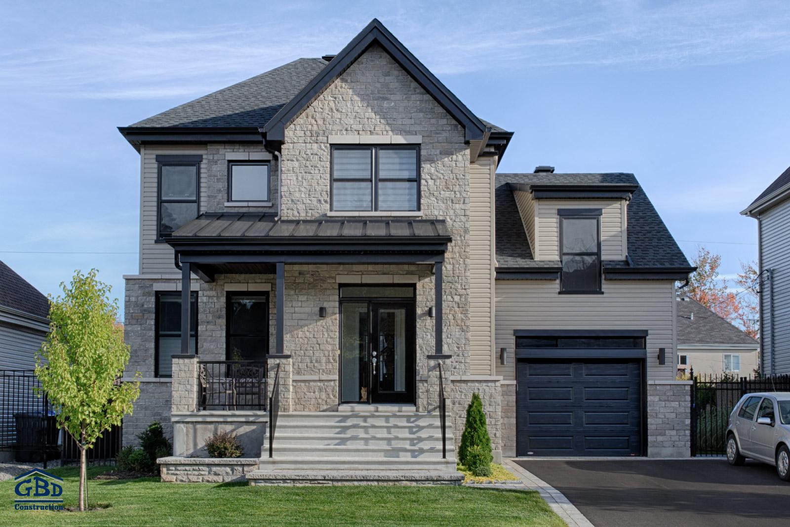 Votre maison neuve ou condo neuf sur la rive nord de for Maison moderne neuve