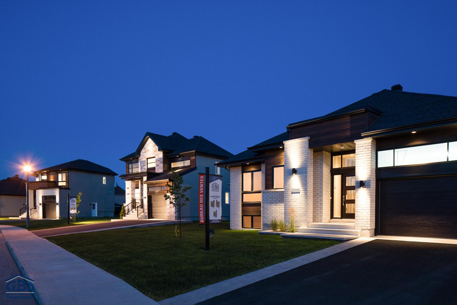 Votre Maison Neuve Ou Condo Neuf Sur La Rive Nord De Montréal | GBD ...
