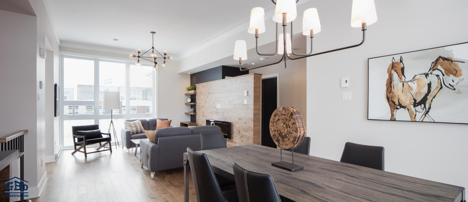 Maison neuve plain pied rive nord montreal quebec 04 for Construction maison neuve rive nord