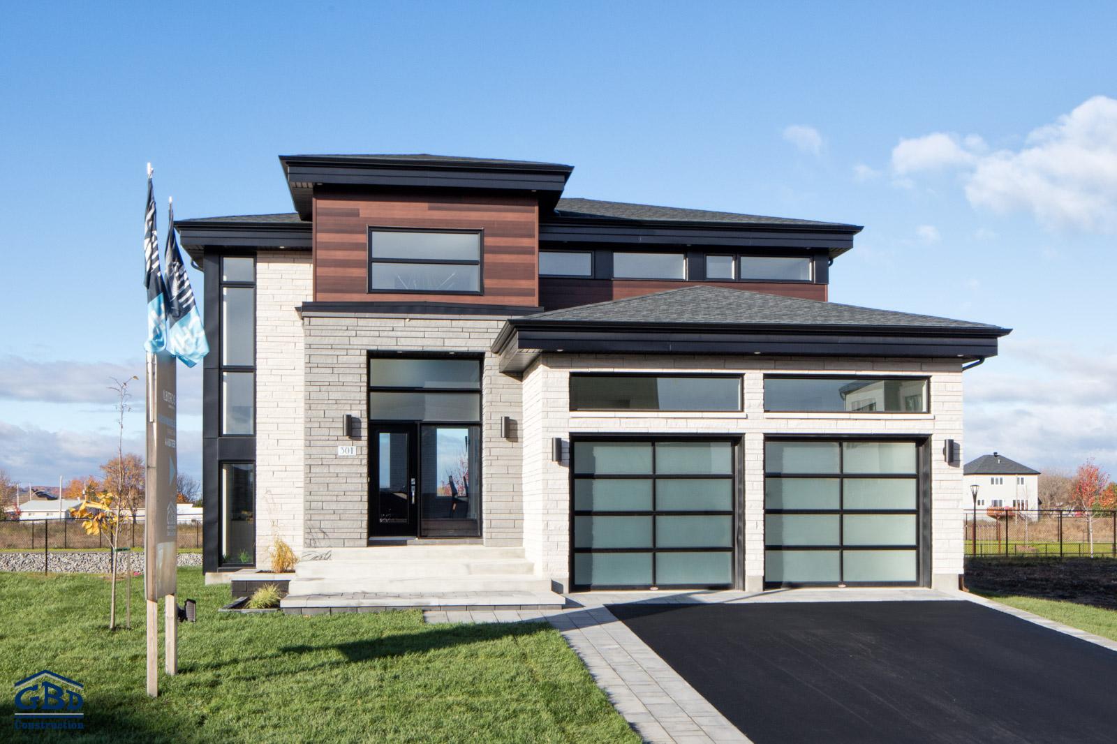 Maison neuve rive nord manhattan ext 04 for Construction maison neuve rive nord