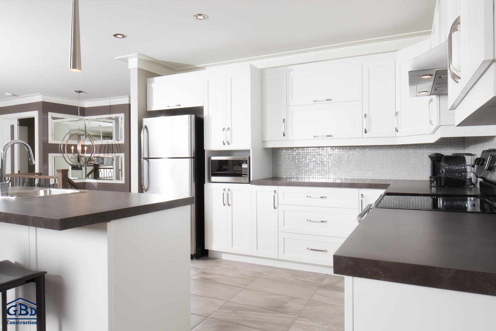 mondaine maison neuve un tage de type plain pied gbd construction. Black Bedroom Furniture Sets. Home Design Ideas