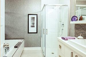 Quatuo condo neuf gbd construction for Salle de bain 25 st eustache