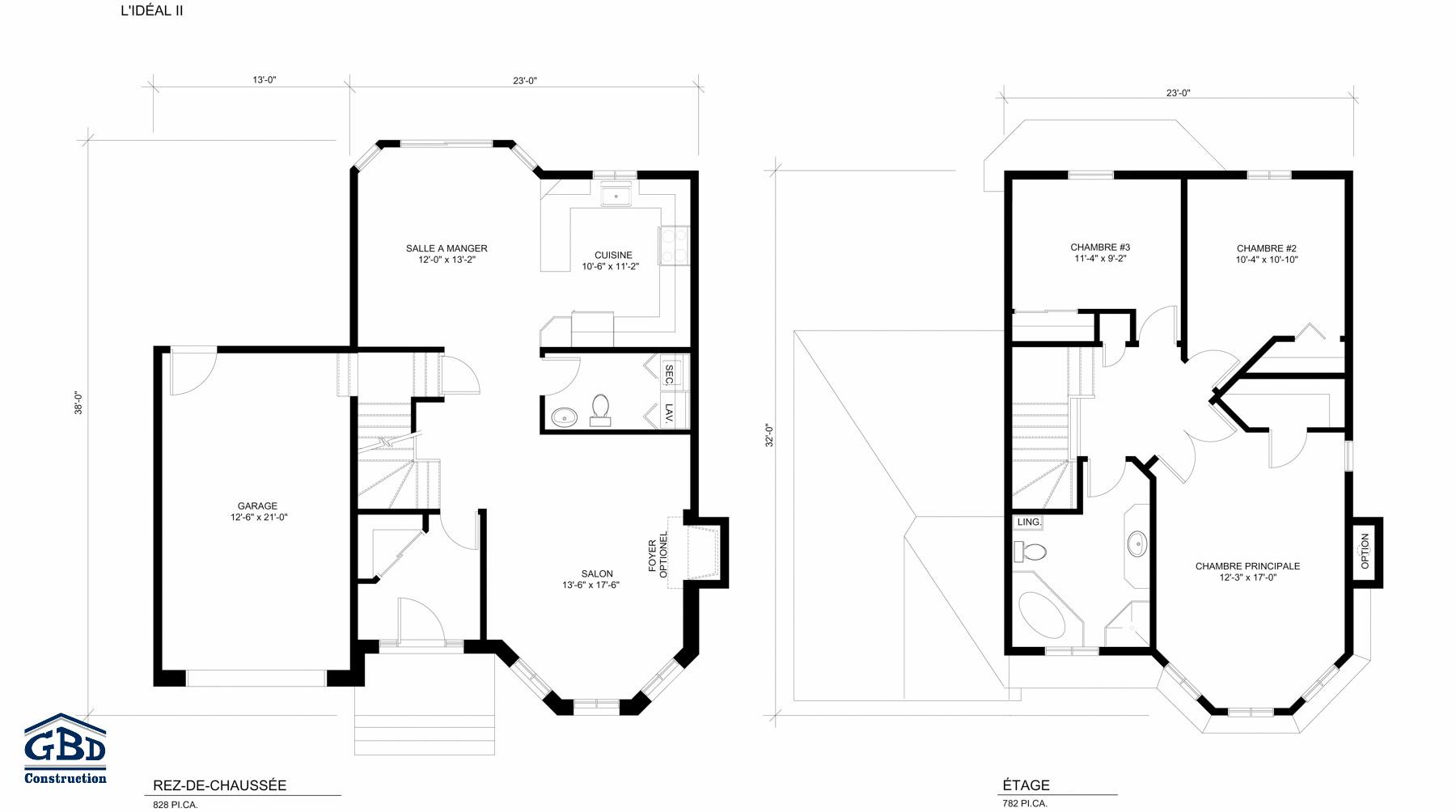 Id 233 Al Ii Maison Neuve 224 Deux 233 Tages De Type Cottage