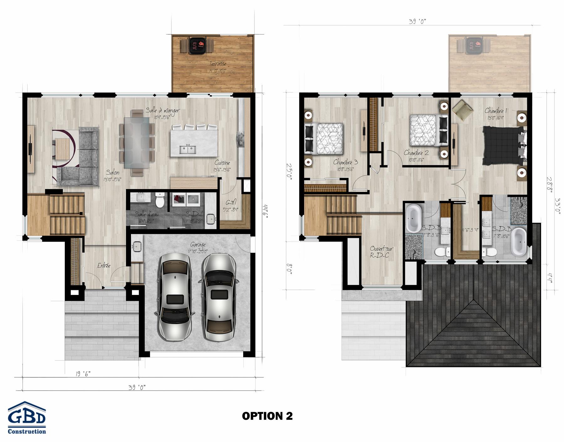 Latest plan du modle plan du modle with plan maison de for Plan maison de campagne