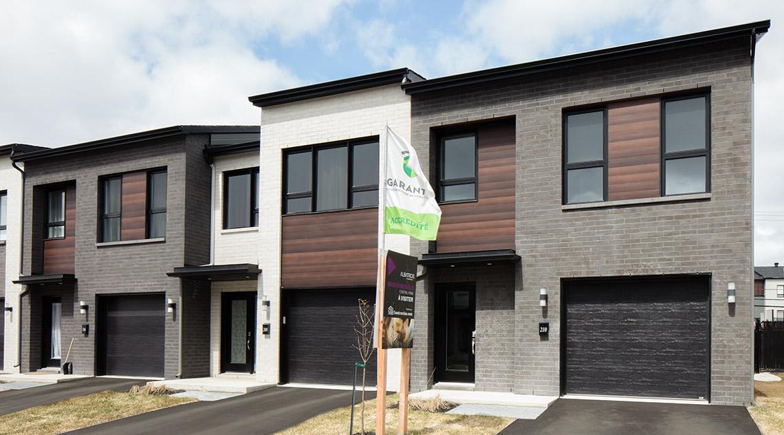 Nouvelles gbd construction for Construction maison neuve montreal