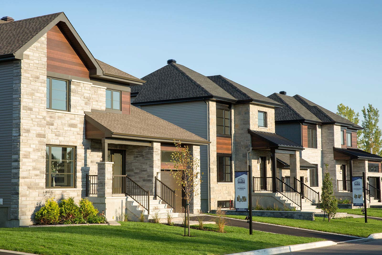 Votre maison neuve ou condo neuf sur la rive nord de for Projet maison neuf