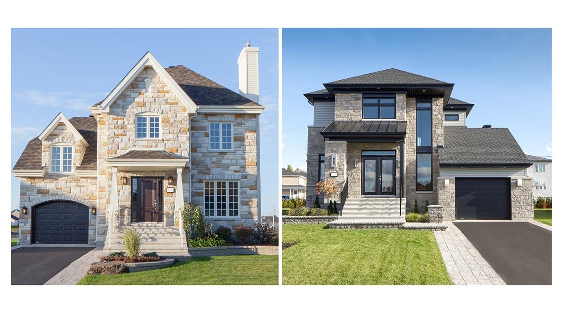 Nouvelles gbd construction for Maison neuve classique